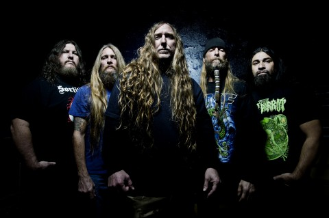 "Obituary present lyric video ""Turned to Stone"""
