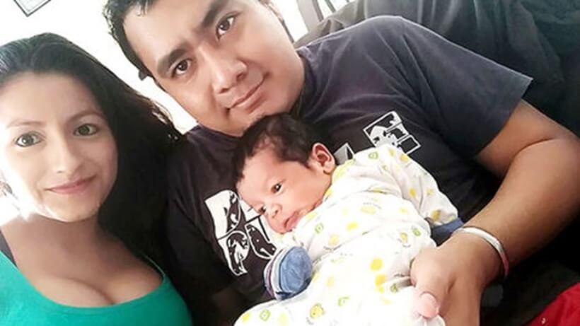 Photo — César Durán Alpiri — Bolivian couple named their son in honor of Iron Maiden
