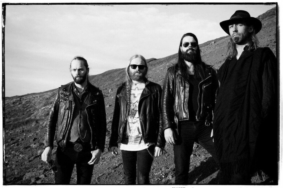Фото — Falk-Hagen Bernshausen — Sólstafir обнародовали трек-лист, обложку и дату выхода нового альбома