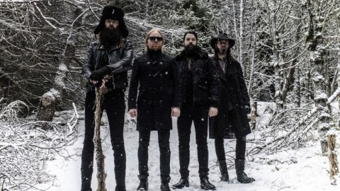 Sólstafir present first track from upcoming album