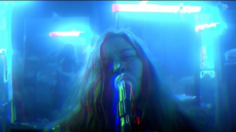 "Code Orange present video ""Bleeding In The Blur"""