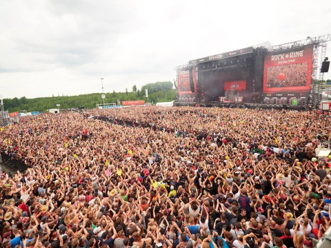Rock Am Ring Festival resumes after evacuation due to possible terrorist threat
