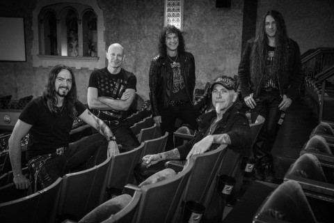 "Accept to release new album ""The Rise Of Chaos"" in early August"