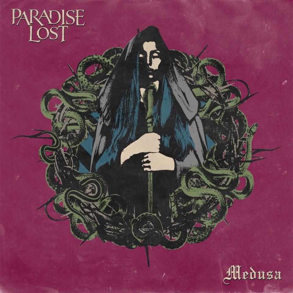 """Paradise Lost to release new album """"Medusa"""" on September 1"""