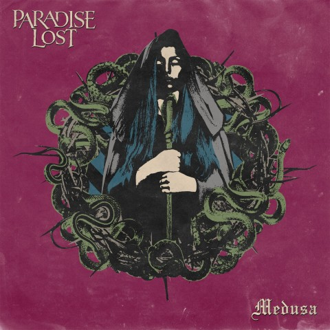 "Paradise Lost to release new album ""Medusa"" on September 1"