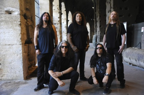 Testament to go on European tour with Annihilator and Death Angel