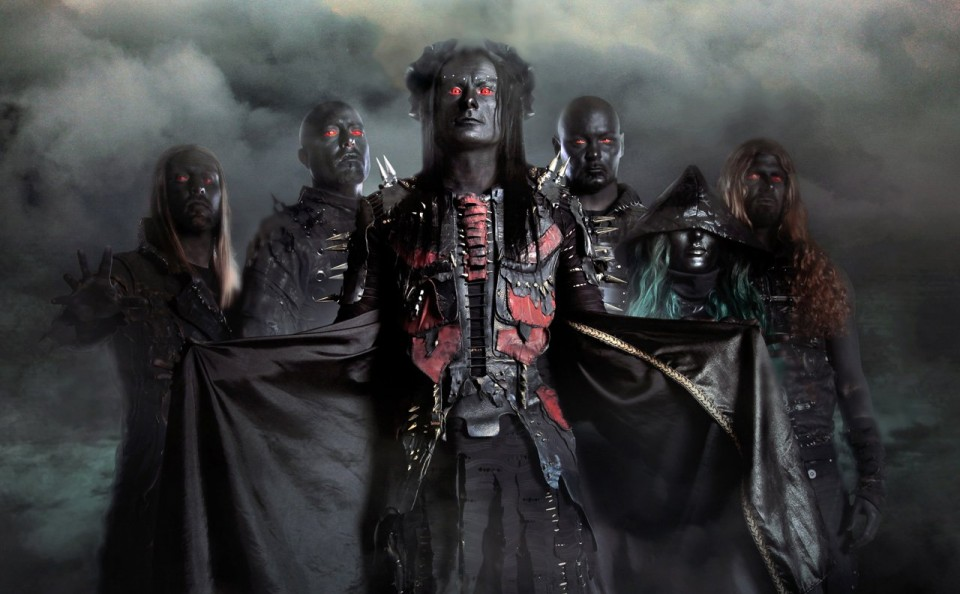 "Cradle Of Filth announce new album ""Cryptoriana – The Seductiveness Of Decay"""