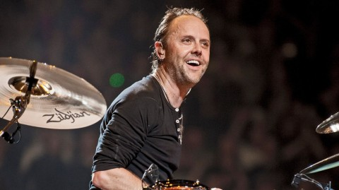"""I'm very happy and proud"": Lars Ulrich knighted by Danish Crown Prince"