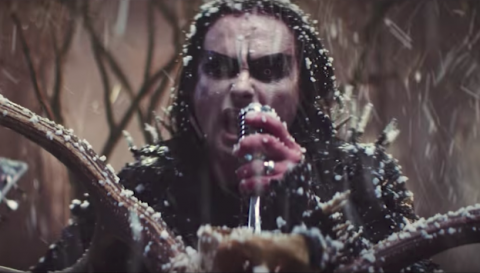 "Вышло новое видео Cradle of Filth ""Heartbreak And Seance"""