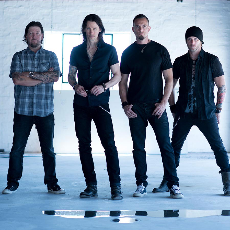 "Alter Bridge announce ""The Last Hero"" tour across Europe for this October"