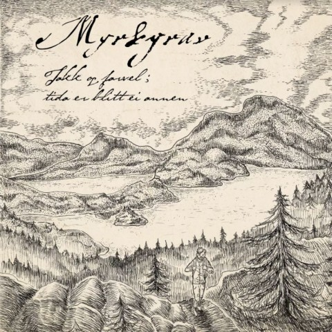 Nordic melancholy: Myrkgrav folk project farewell album is now available on CD