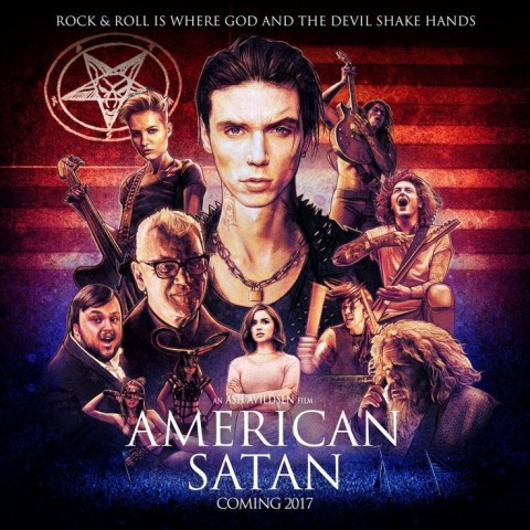 "Trailer of ""American Satan"" movie, directed by Sumerian Records' creator"