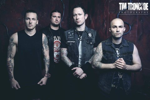 "Three singles from Trivium's upcoming album ""The Sin And The Sentence"""