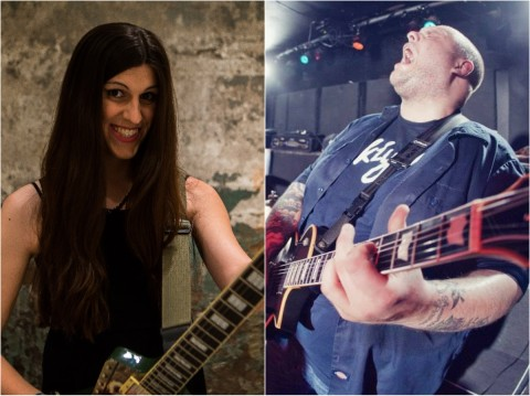 Musicians in power: Trans metal vocalist and Indecision's guitarist won local elections in USA