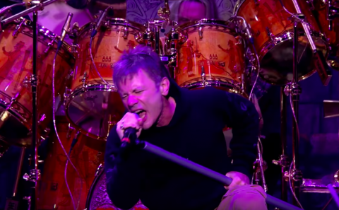 "Iron Maiden share their newest ""The Book Of Souls: Live Chapter"" live album in full"