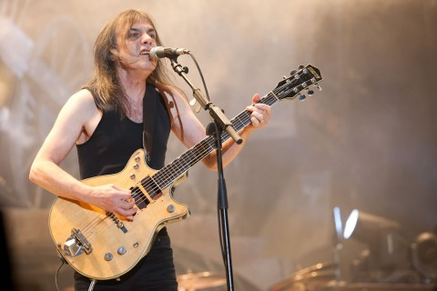 One of AC/DC founders Malcolm Young passes away