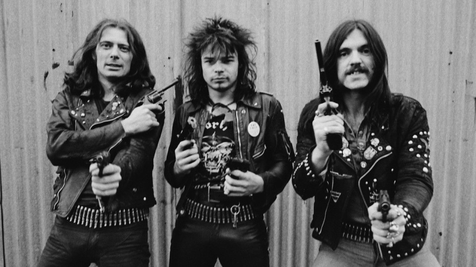 Motörhead (c) TeamRock — Classic Motörhead guitarist Eddie Clarke passes away