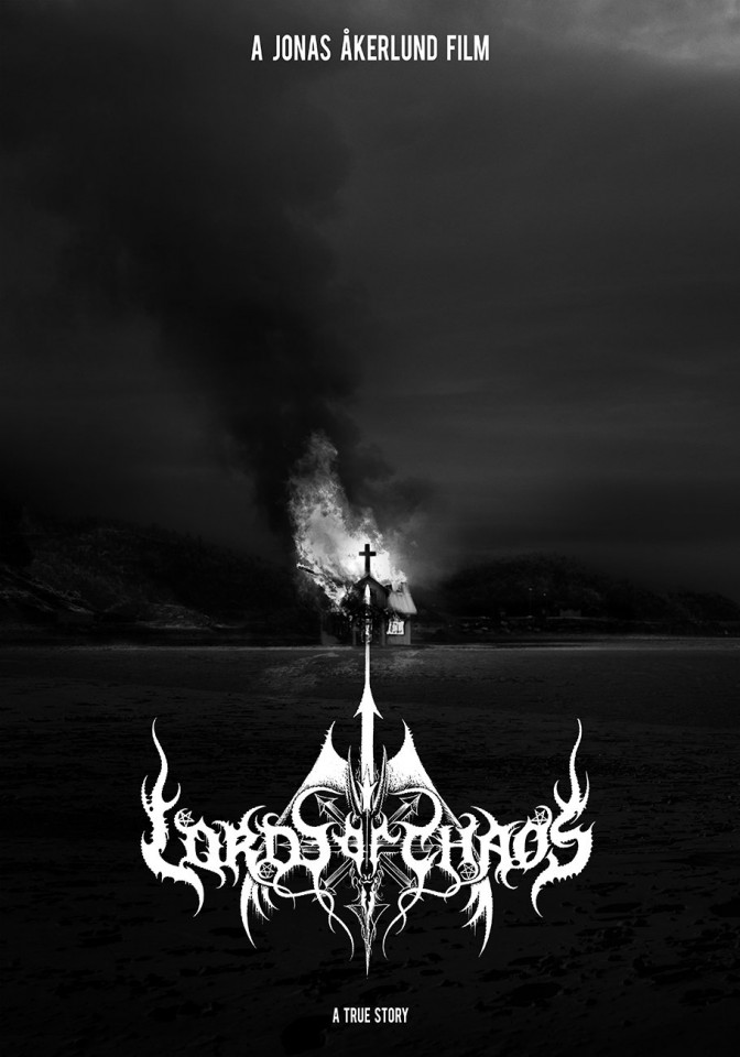 """Lords of Chaos"" film about origin of Norwegian black metal premiered in USA"