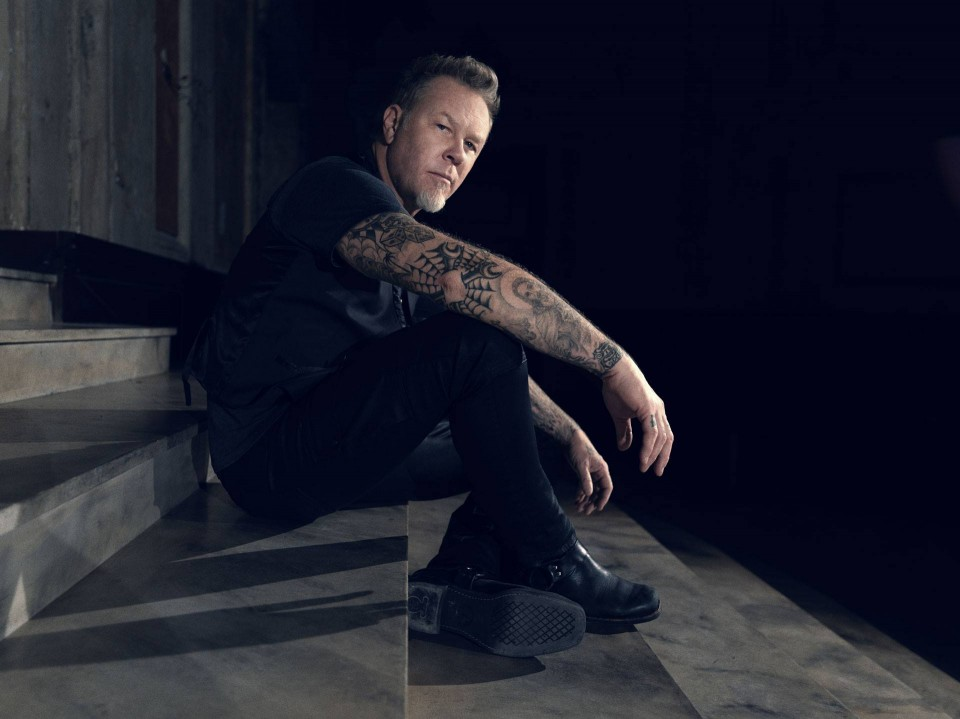 Фото – Herring & Herring — У мережі з'явилося фото зі зйомок фільму з фронтменом Metallica Джеймсом Хетфілдом