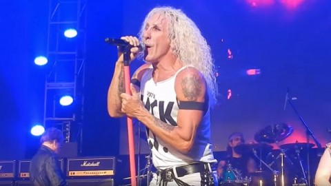 "Dee Snider unveils first track from upcoming album ""For The Love Of Metal"""