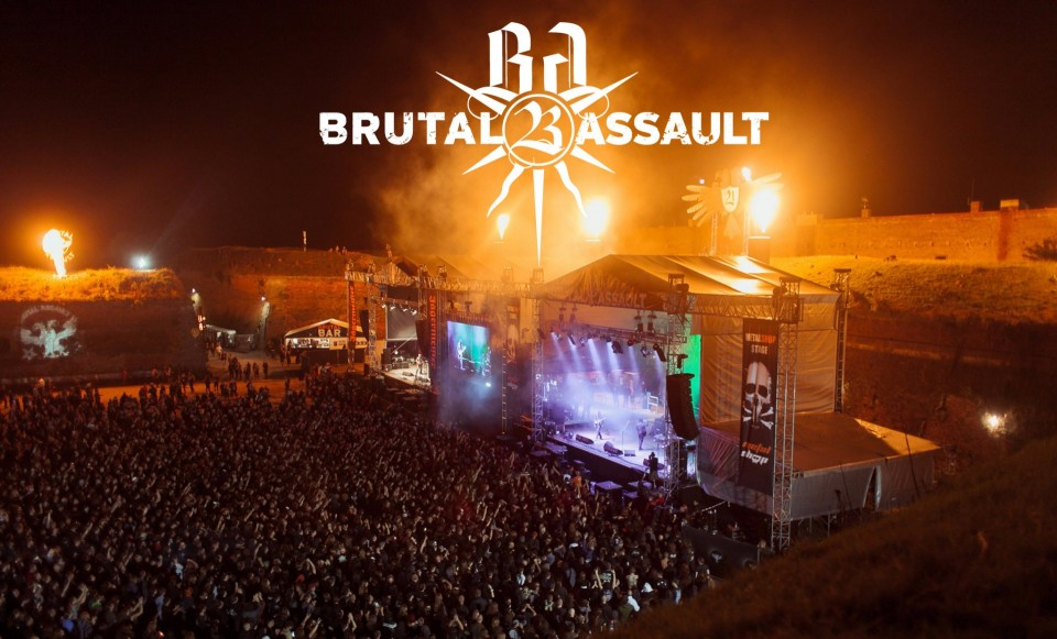 Brutal Assault 23: Festival's dates and first bands announcement