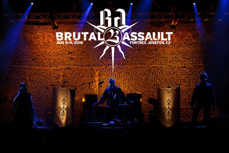 Brutal Assault 23 анонсировал группы Wardruna, Tormentor, Converge и Ingested