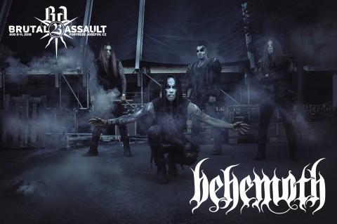 Brutal Assault 23: Behemoth, Ministry, Saint Vitus, etc. announcement