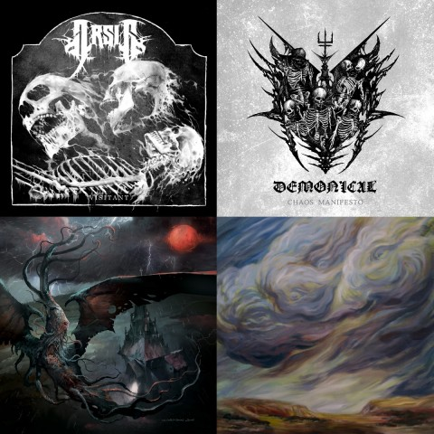 Deadly premieres: Новые видео от Arsis, Sulphur Aeon, Chapel of Disease и Demonical