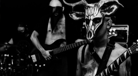 "Void випустили нове відео ""The Horrid Lover The Scumscrubber"""