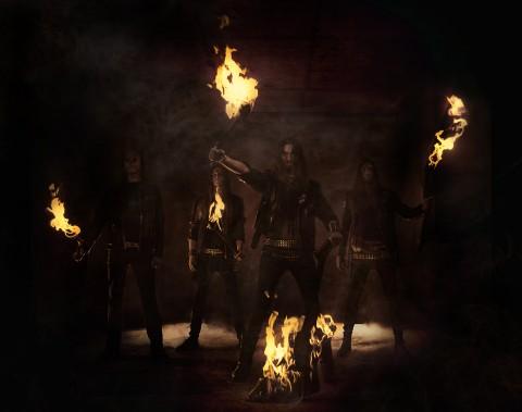 """Повний стрім альбому Valkyrja """"Throne Ablaze"""" і дати європейського турне"""
