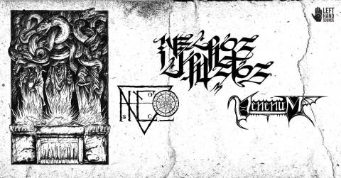 Necros Christos, Ascension, and Venenum to go on European Tour in 2019