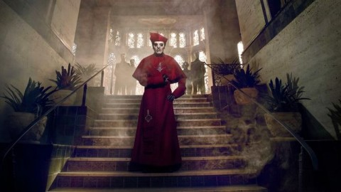 "Ghost unveil ""Faith"" video feat. footage shot on their North American tour"