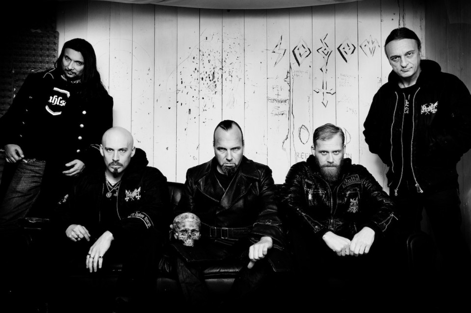 Mayhem анонсировали новый альбом и турне по Европе