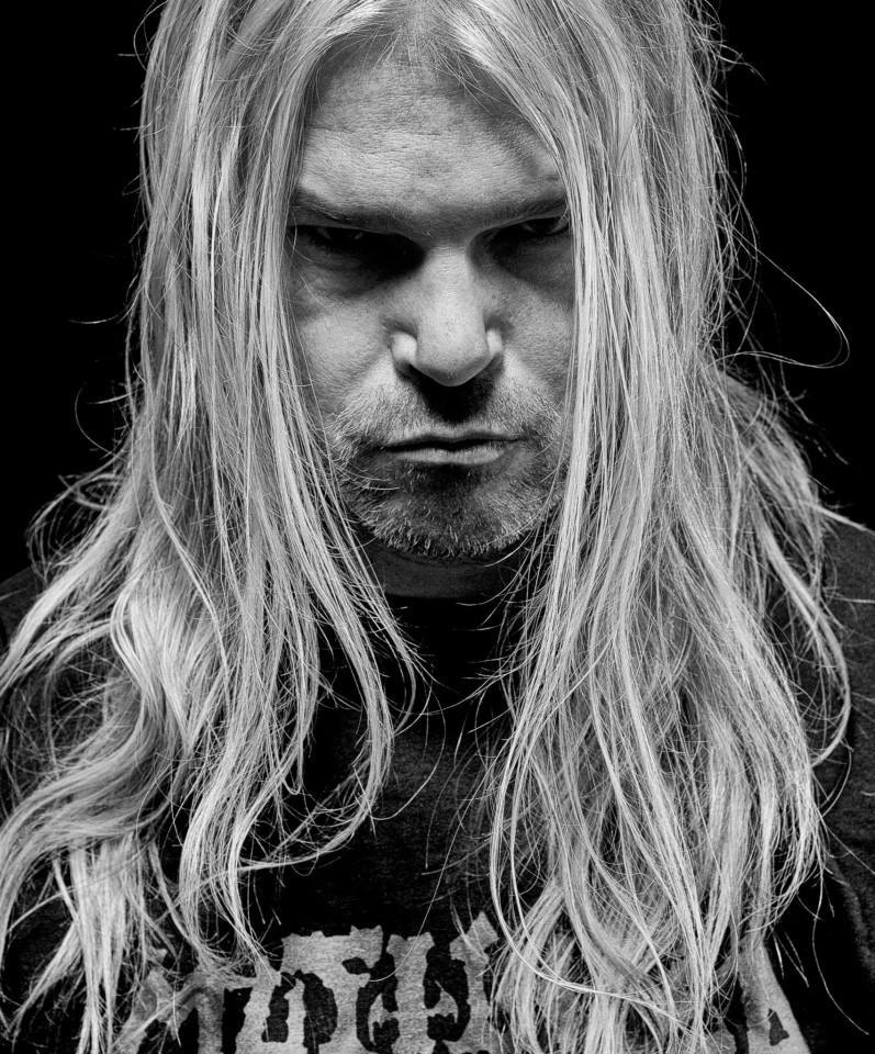 "Photo by Negakinu Photography — ""It was kind of challenge"": Martin van Drunen on new Asphyx's album"