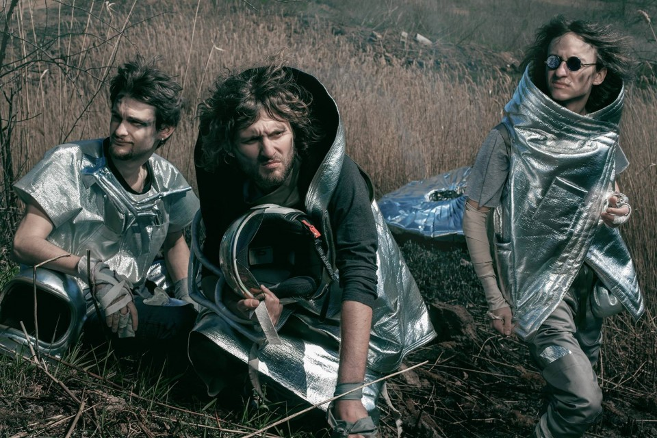 """Прес-фото Sinoptik — """"На першому місці з металу – Burzum """"Filosofem"""": Тріо Sinoptik – про улюблені альбоми"""