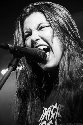 """I'm proud of being called all-female thrash metal band"": Interview with Nervosa's Fernanda Lira"