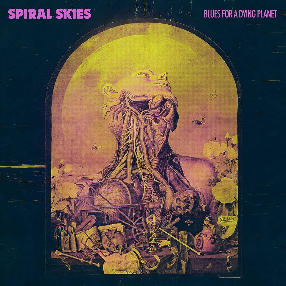 Interview with Spiral Skies about debut album, old school music
