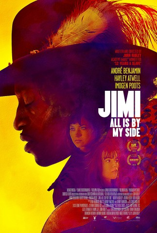 "The film ""Jimi: All Is by My Side"""