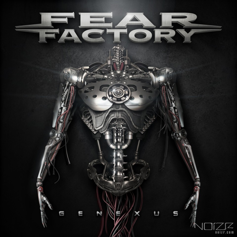 """Genexus"" – a new sci-fi thriller by Fear Factory"