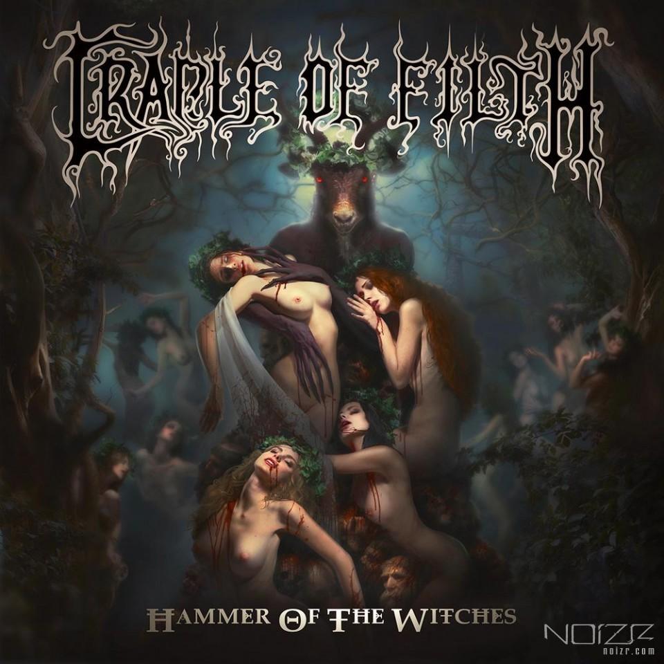 """Hammer Of The Witches"": Нова глава жахливих повістей Cradle of Filth"