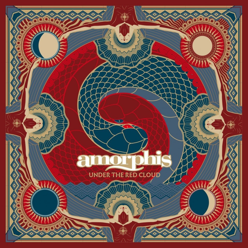 """We live under a red cloud"". Closer look at the new Amorphis' album"