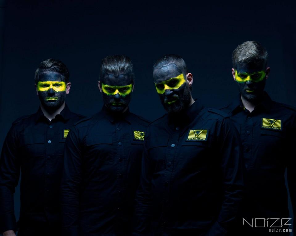 "Photo by Alexander Benjaminsen — Shining ""International Blackjazz Society"". The new album review"
