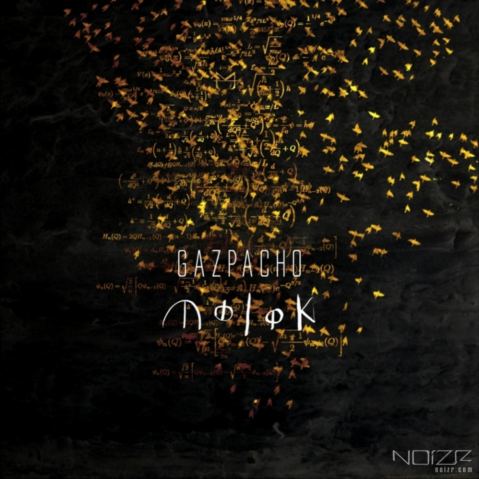 "Review for Gazpacho's album ""Molok"""