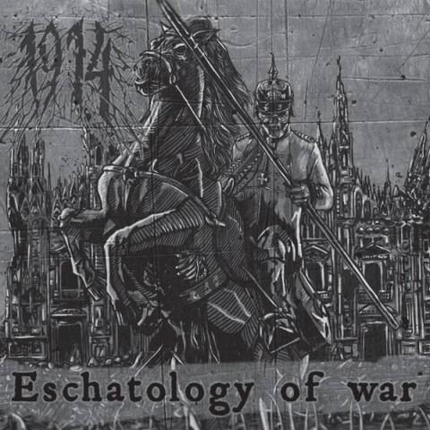 """Дебютный альбом львовской группы 1914 """"Eschatology Of War"""""""