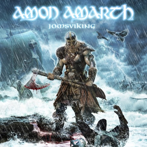 "Review for Amon Amarth's first conceptual album ""Jomsviking"""