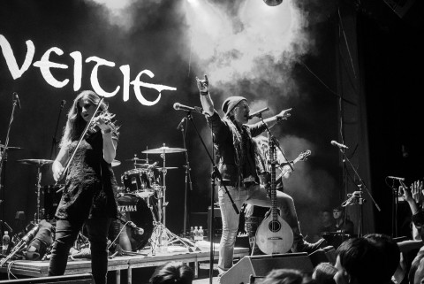 """We are here for you and because of you"": Report from Eluveitie's gig in Kyiv"