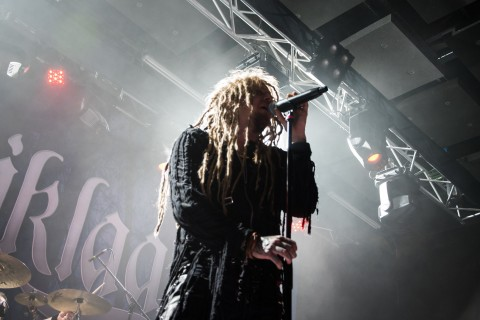 Korpiklaani's concert was held with circle dances in Kyiv