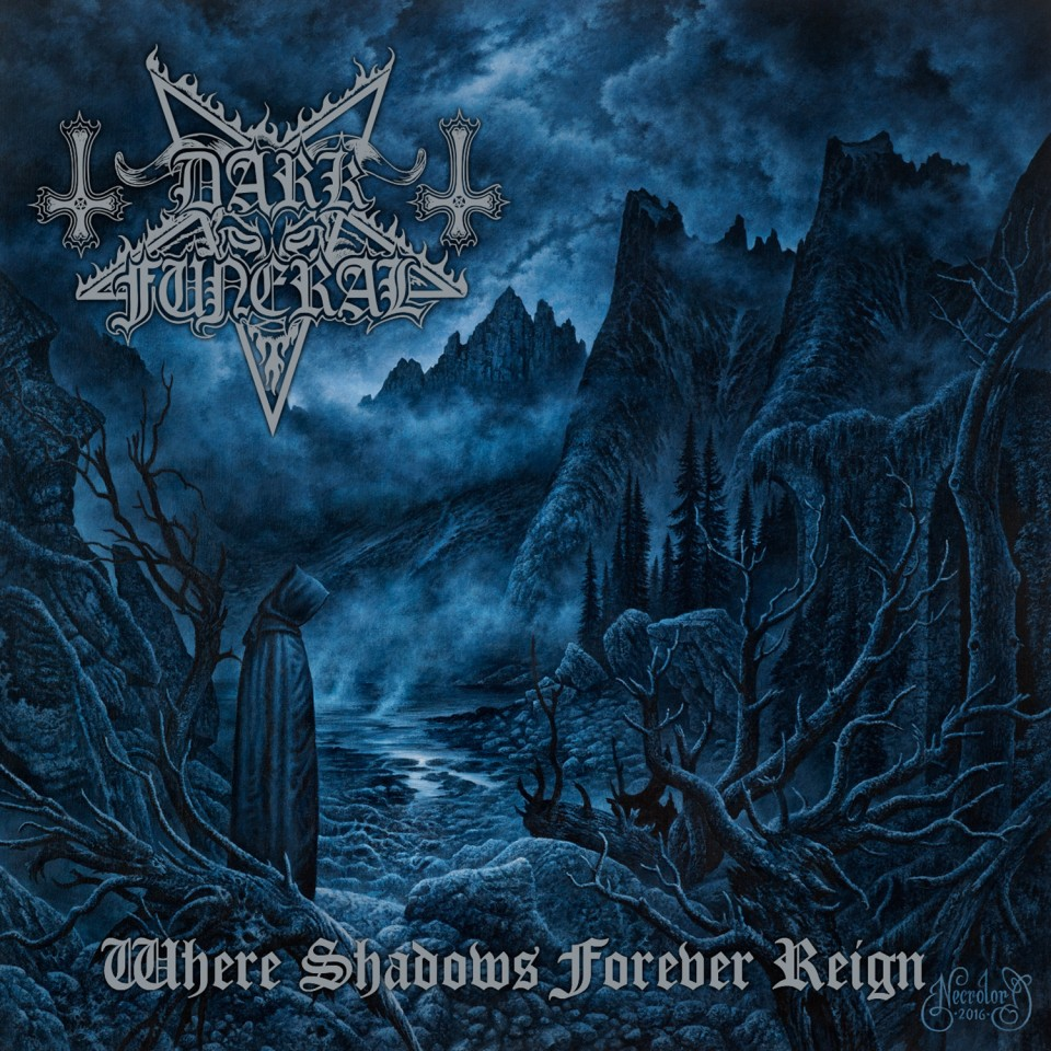 "Рецензия: Dark Funeral ""Where Shadows Forever Reign"""