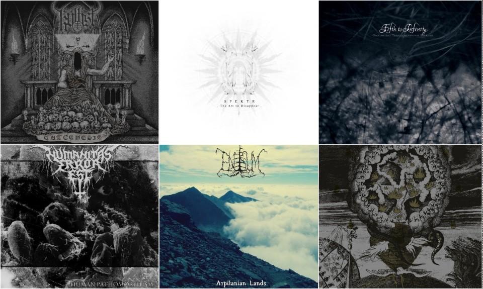 Check 'Em All: Добірка релізів у жанрі блек-метал