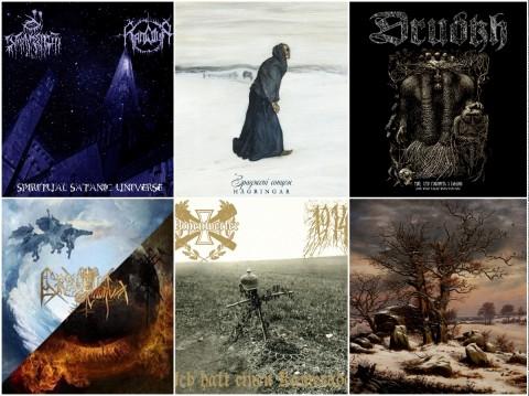 Check 'Em All: Шість сплітів українських блек-металістів